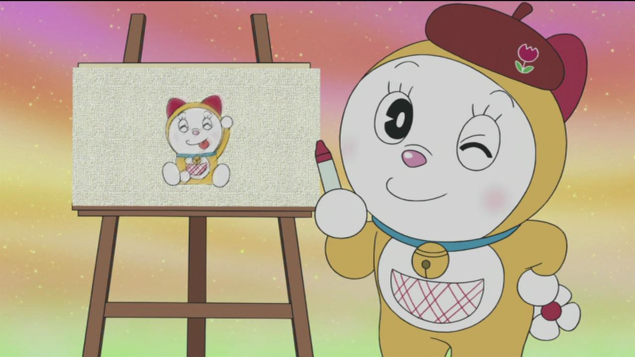 Dorami-chan's Drawing Song