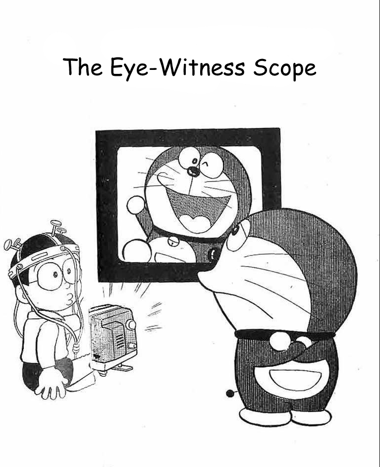 Chapter 142:The Eye-Witness Scope