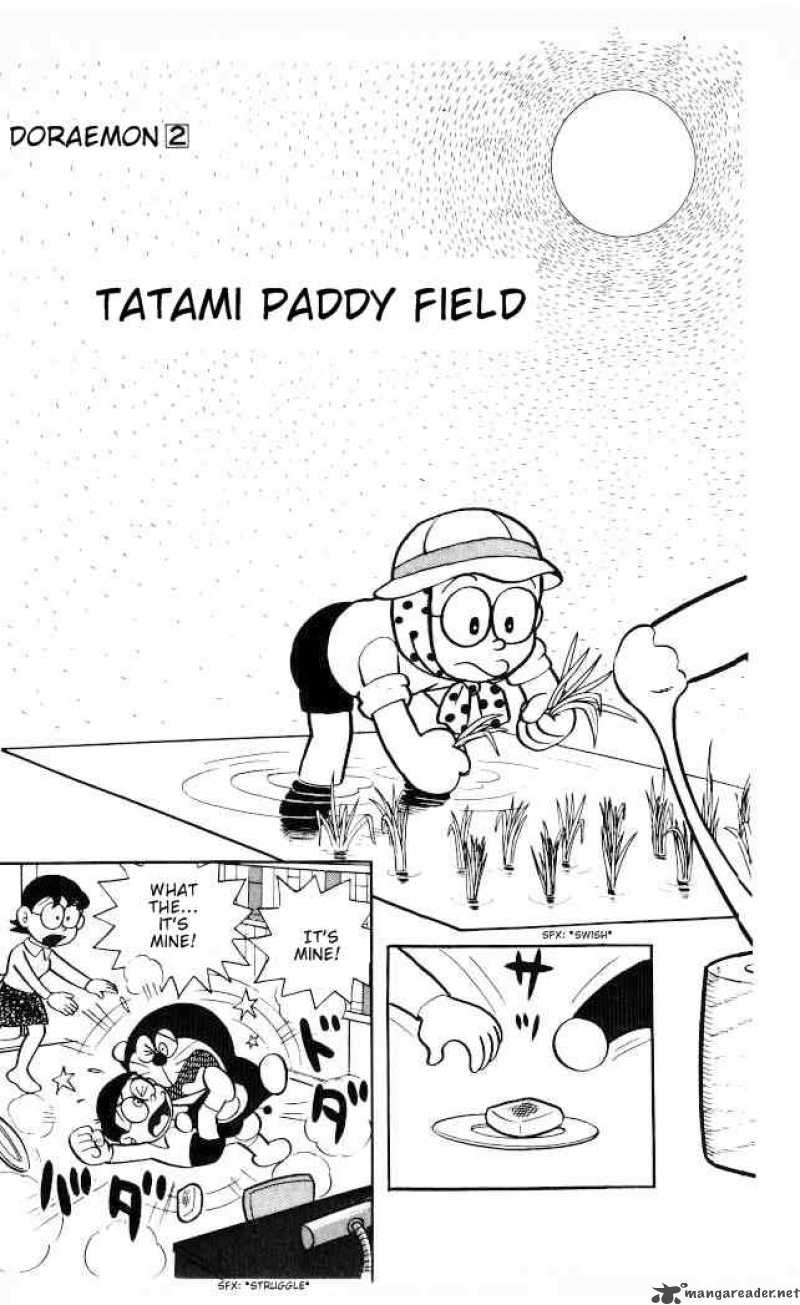 Chapter 030:Tatami Paddy Field