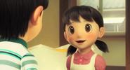 Shizuka Minamoto - CGI