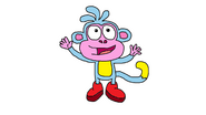 Boots the Monkey