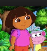 Dora the girl
