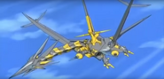Mahiru's Dragon Side View