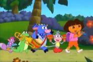 Dora parade