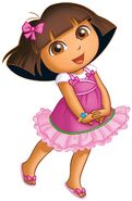 Dora spring dress