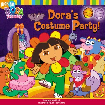 Dora's Costume Party!