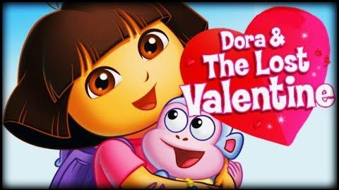 Dora The Explorer Dora and The Lost Valentine Full HD