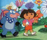 Dora-Benny-walking