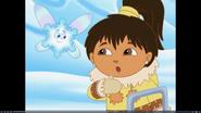 Paj meets snow fairy