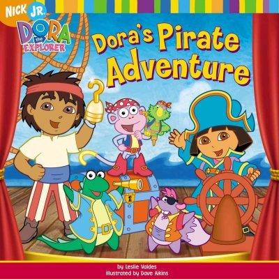Dora's Pirate Adventure! (book)