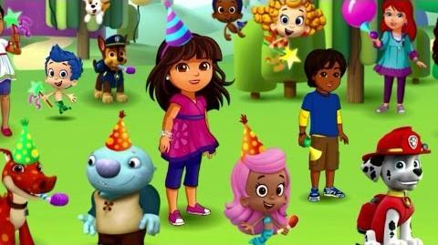 Dora The Explorer - Paw Patrol - Blaze Monster Games Full Episodes