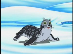 Diego's Ringed Seal Rescue