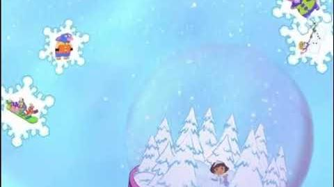 Dora The Explorer - Dora Saves The Snow Princess (Theme Song)