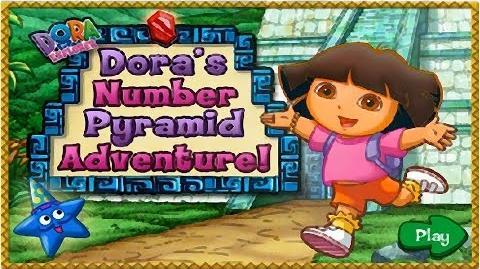 Dora The Explorer Dora's Number Pyramid Adventure Full HD