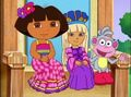 Dora allie and boots 234423