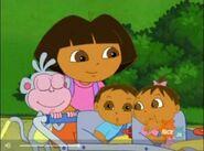 Dora The Explorer Dora Boots and Babies 43463364