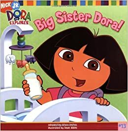 Big Sister Dora book.jpeg