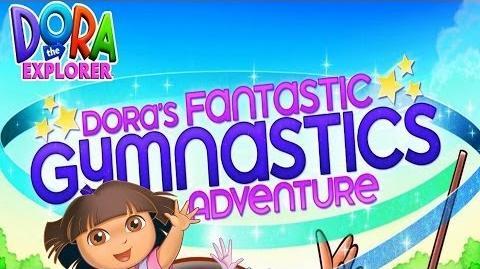 Dora The Explorer Dora's Fantastic Gymnastics Adventure Full HD