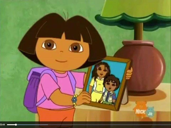 Dora Saves the Game