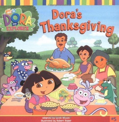 Dora's Thanksgiving