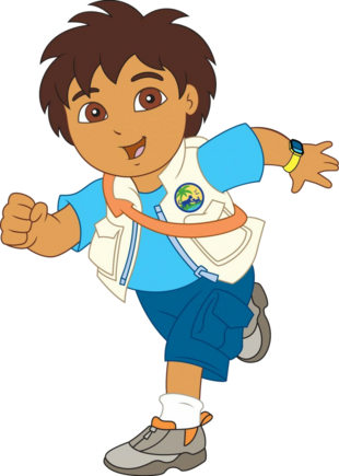 Go, Diego, Go! (Season 1-3) / Dora the Explorer (Season 5)