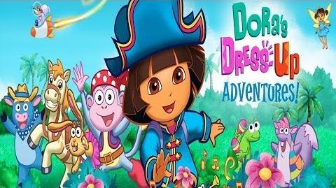 Dora The Explorer Dora's Adventure Dress Up Full HD