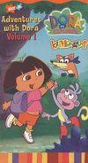 Adventures with Dora Volume 1 VHS.jpg