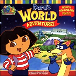 Dora's World Adventure! (book)