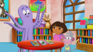 Dora And Boots Looking For A Book