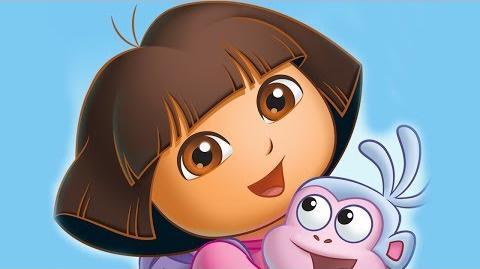 Dora The Explorer Color With Dora Full Movie Game HD