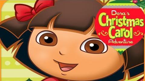 Dora The Explorer Dora Christmas Carol Adventure Full HD