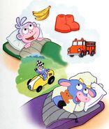 Dora-Benny-Boots-dreams