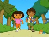 Dora and Diego to the Rescue!