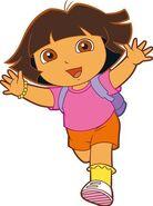 Dora Running