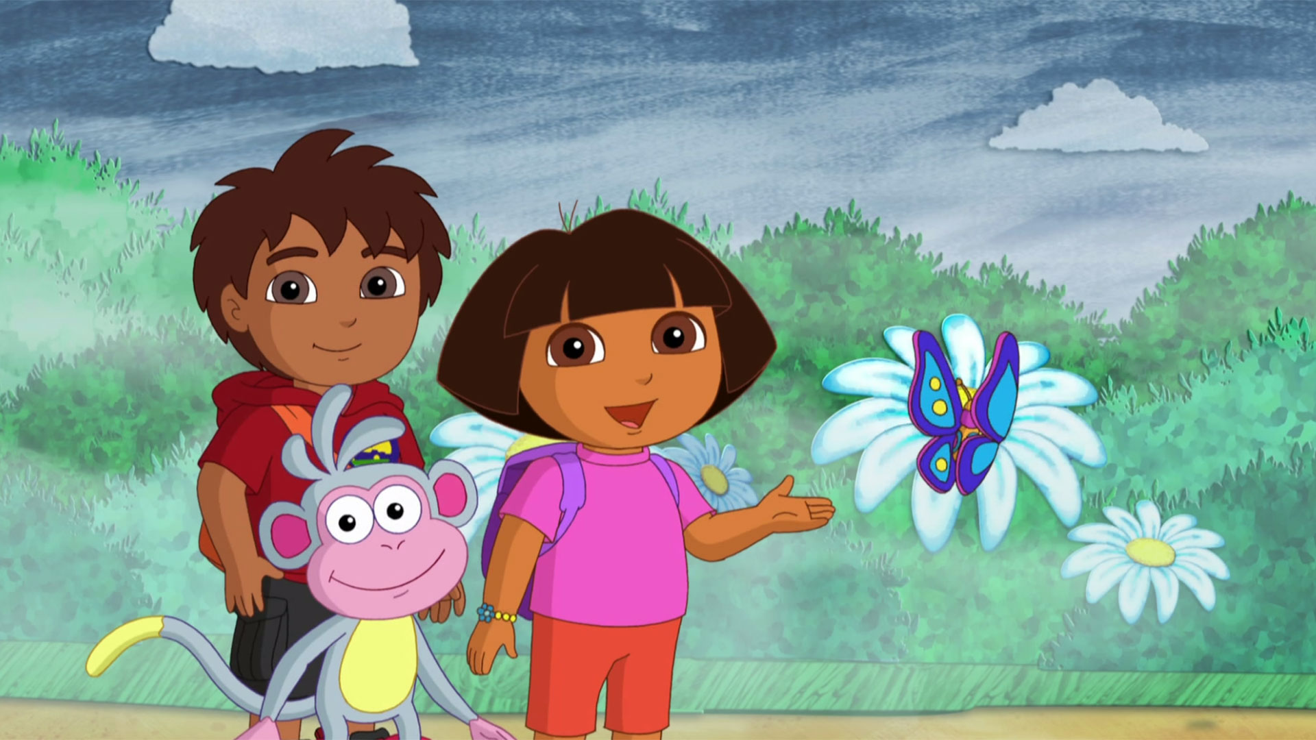 Dora's Animalito Adventure