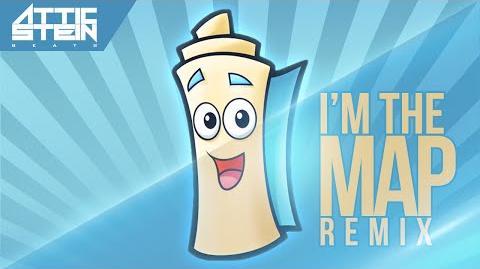 I'M THE MAP REMIX PROD