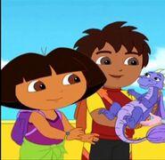 Dora and Diego 5