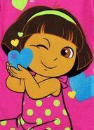 Dora Winking