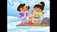 Dora snow fairy paj boots 45343554