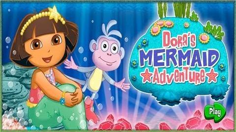 Dora The Explorer Dora's Mermaid Adventure Full HD