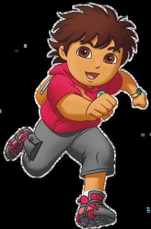 Go, Diego, Go! (Season 4-5) / Dora the Explorer (Season 6-8)