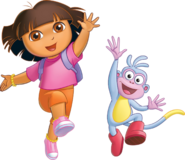 Dora and Boots 2
