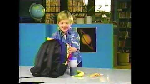 Dora the Explorer promo- Backpack (Nick Jr. 2002)