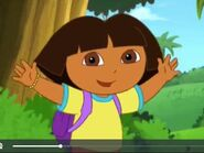 Dora's team uniform