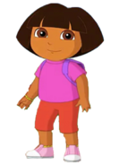 Dora pose
