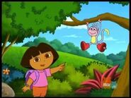 Dora The Explorer and boots 23423423