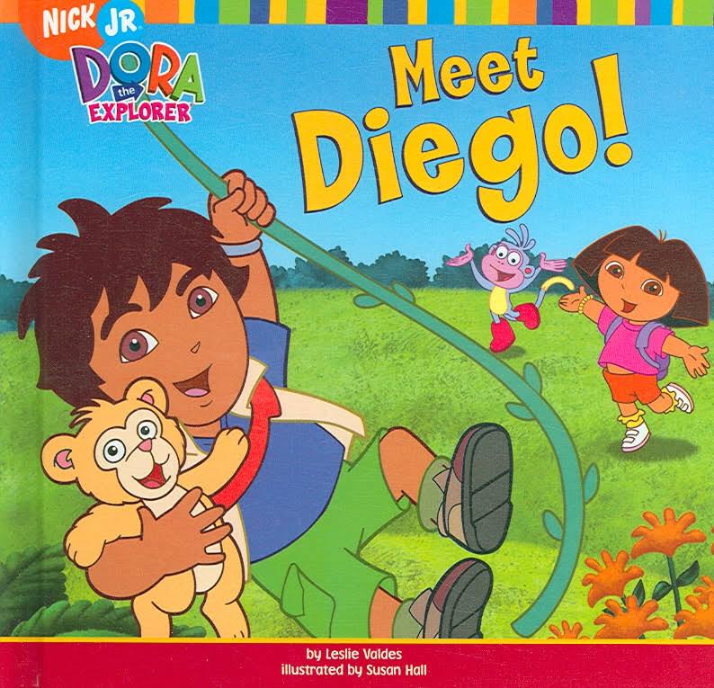 Meet Diego! (book)