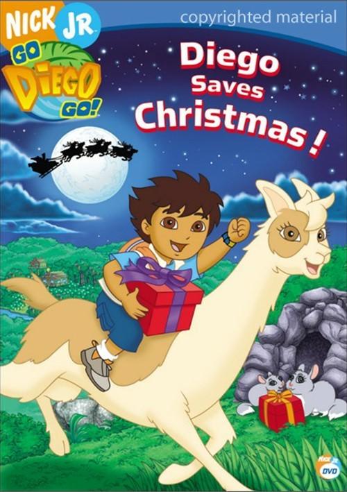 Diego Saves Christmas (home video)