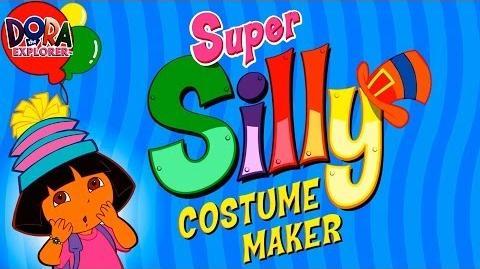 Dora The Explorer Super Silly Costume Maker Full HD