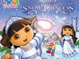 Dora Saves the Snow Princess (book)